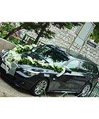 Aranžiranje automobila za vjenčanu povorku