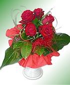 Crvene ruže, 5 kom